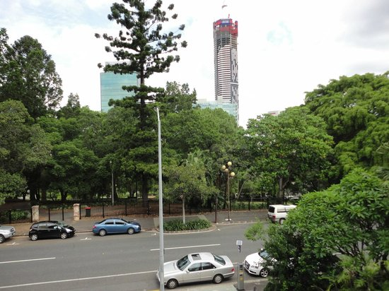 Metro Hotel Tower Mill: View from room