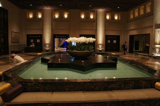Grand Hyatt Doha Hotel & Villas: Lobby
