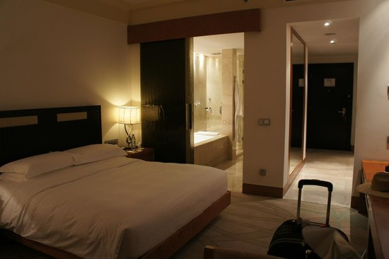 Grand Hyatt Doha Hotel & Villas: Spacious Room