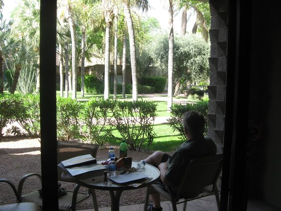 DoubleTree Resort by Hilton Paradise Valley - Scottsdale: Relaxing place
