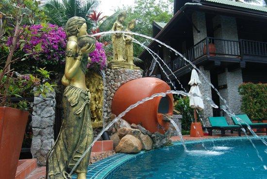 Boomerang Village Resort: Great Water Features!