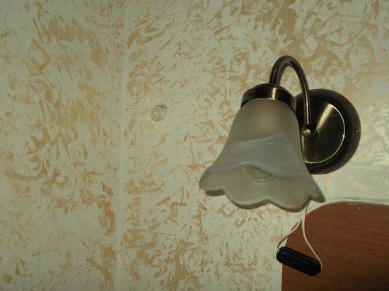Hotel il Papavero : luci diversi modelli