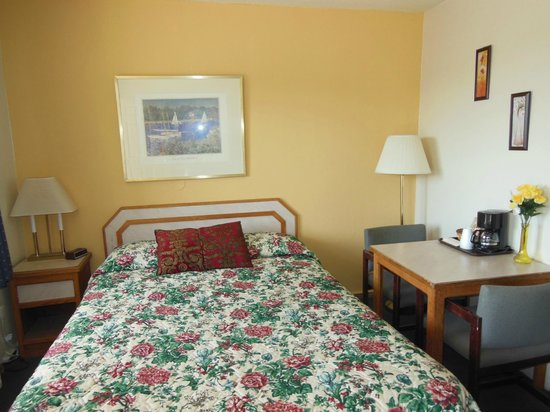 Kings Canyon Motel: Queen Bed Single Room