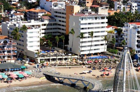 San Marino Hotel: En Playa de los Muertos