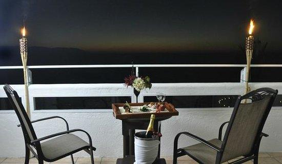 San Marino Hotel: Cena romántica