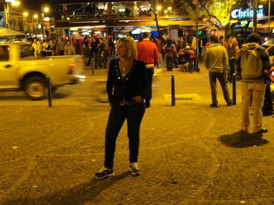 Swissotel Quito: plaza Foch