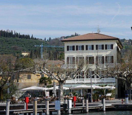 La Vittoria Boutique Hotel: Aussenansicht des Hotels