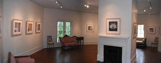 Horace Williams House : 1854 Octagon Room