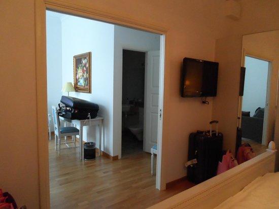 Brommavik Hotel: room