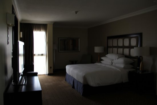 Hilton Abu Dhabi : chambre (suite)