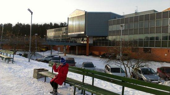 Riga Motormuseum : дочке-очень понравилось!