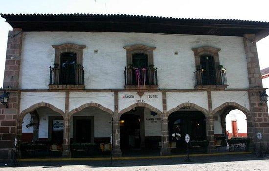 Hotel Mansion Iturbe: Fachada