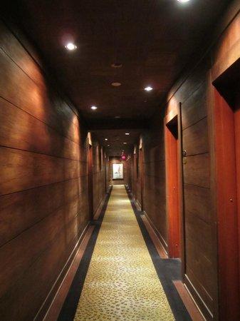 Cardozo Hotel: couloir