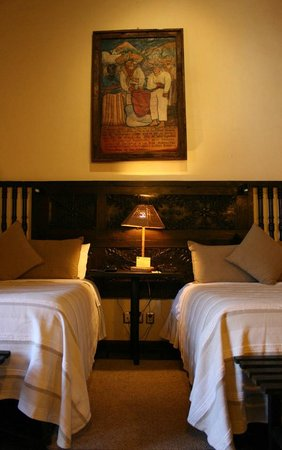 Hotel Mansion Iturbe: Comodidad.