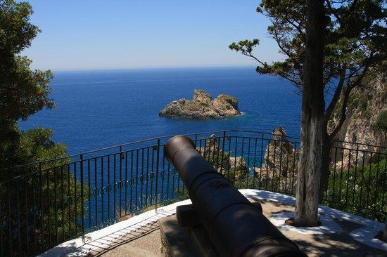 Corfu Holiday Palace: Paleokastritsa