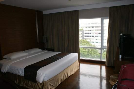 FuramaXclusive Sathorn: Room 901 - no kitchenette in this room