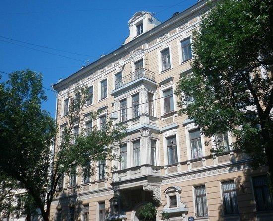 St. Petersburg University: Васильевский остров 4-5 линия