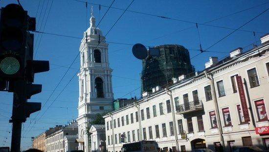 St. Petersburg University: Васильевский, 2 линия ВО
