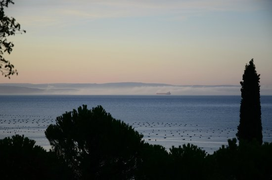 Canovella Bed & Breakfast: View on the sea