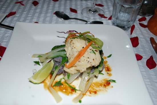Savasi Island Resort: one of the delicious meals