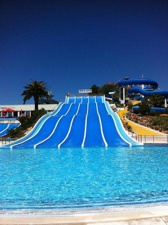 Lagoa, Portugal: Best slider here