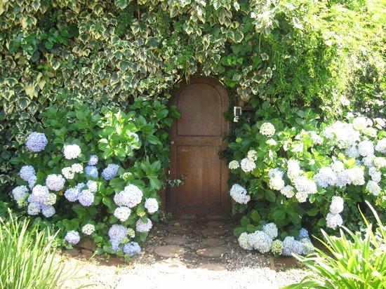 Lucky Bean Guesthouse: Entrée principale de la Guest House