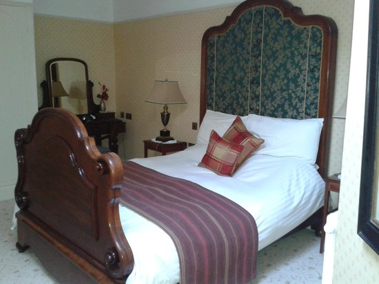 Lynnfield Hotel : Bedroom, Jarl suite