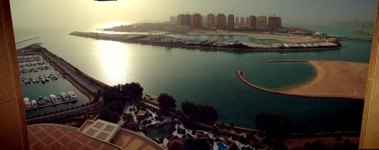 The Ritz-Carlton, Doha: View from 1923 - Club Floor