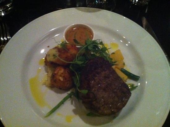 The Millhouse: steak