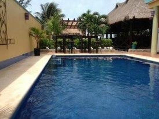 Bahia Tortuga Restaurant - Bar: Pool