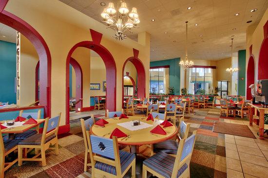 MCM Elegante Hotel: Mesa Grill