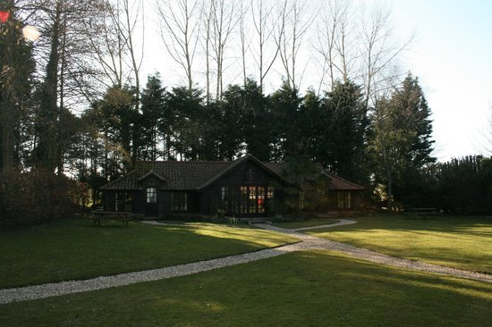 Felbrigg Lodge: Bracken, Bramble and Brair Suites