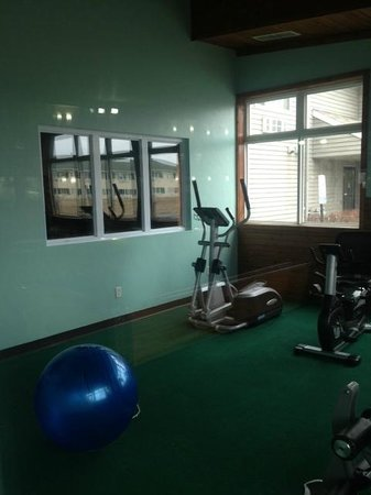Econo Lodge Inn & Suites: FITNESS ROOM