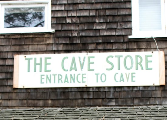 Sunny Jim Cave: The Cave Store