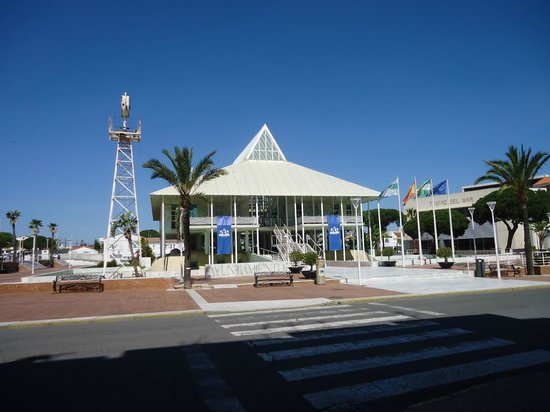 Barcelo Punta Umbria Beach Resort: Ayuntamiento de Punta Umbría (Huelva)