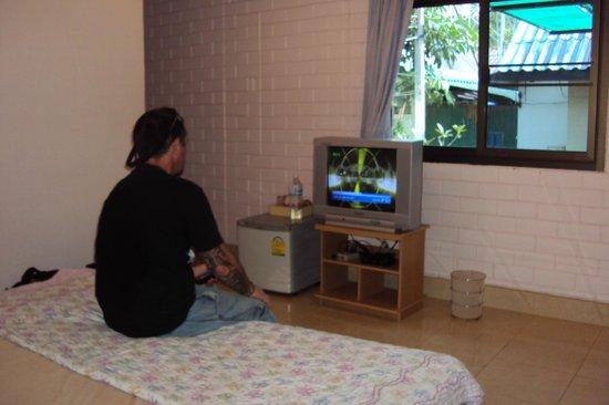 Saithong Resort : basic bungalow