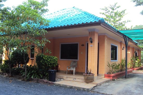 Saithong Resort: bungalow