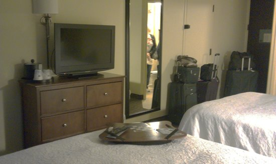 Hampton Inn Birmingham / Mountain Brook : Double Bed Room