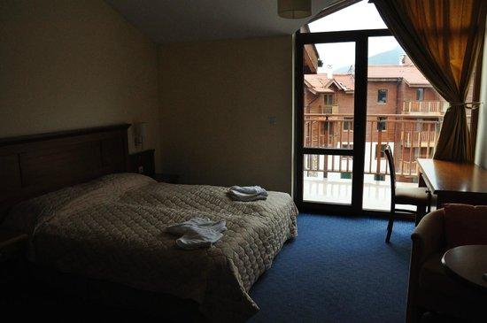 Spa Hotel Narcis: Bedroom