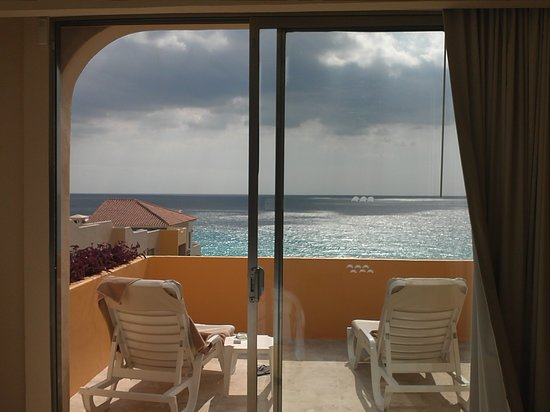 Fiesta Americana Condesa Cancun All Inclusive : view from my bed