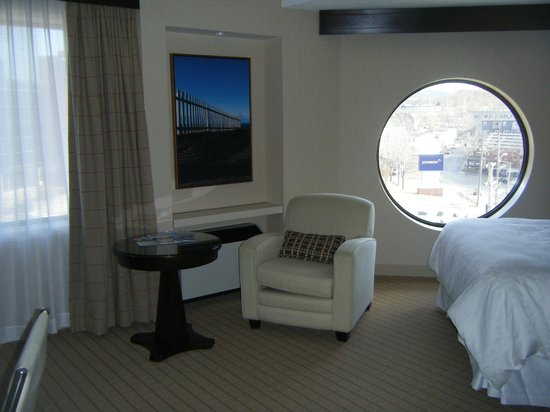 Sheraton Hotel Newfoundland: Seating Area