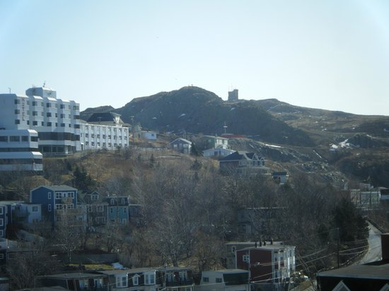 Sheraton Hotel Newfoundland: View of Cabot Tower