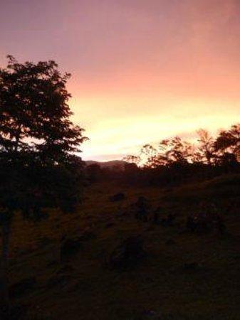 Finca Lilo de Biolley: sunrise talamanca