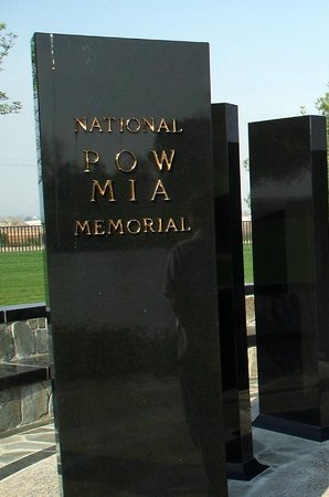 Riverside National Cemetery: National POW/MIA Monument