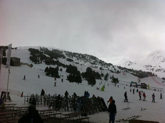 Andorra Park Hotel: muito frio !!!