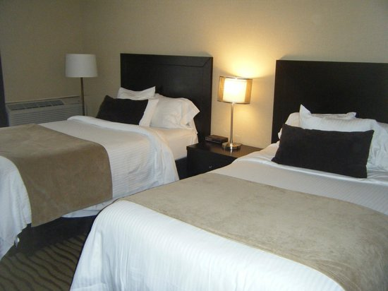 Delta Hotels Halifax: Beds