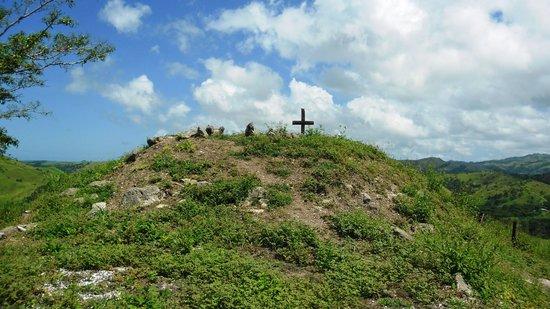 Tavuni Hill Fort : Maille Latamii Grave