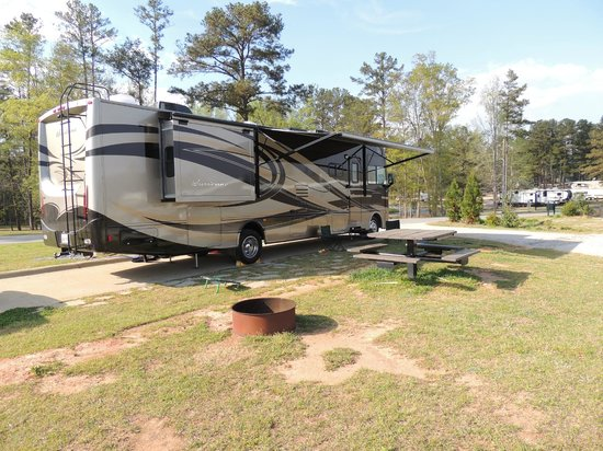 Pine Mountain RV Resort, an RVC Outdoor Destination: our site
