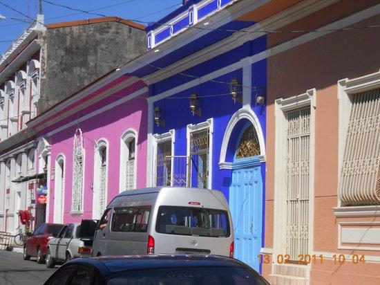 Granada Network: Sus casas