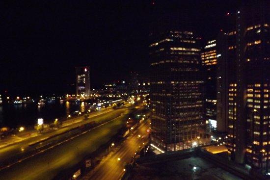Sheraton Buenos Aires Hotel & Convention Center: La noche desde la habitacion